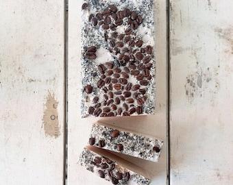 COFFEE SOAP   Organic    Fair Trade   Call Me Skinny   Vanilla Hazelnut   Vegan