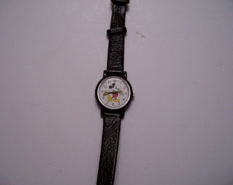 Vintage Lot of 3 Mickey Mouse Watches