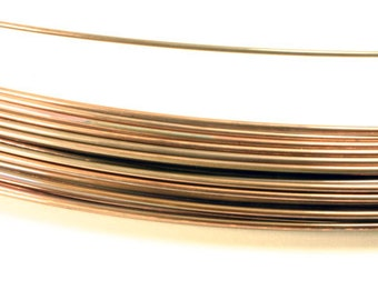4 Feet, 18ga Copper Solder Wire, Brazing Wire, Made in USA, 93% Copper