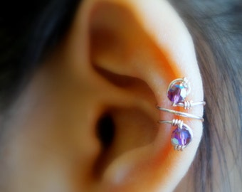 60)Cute & Lovely Non Pierced Ear Cuff