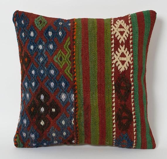 Throw Pillows Us : Kilim Pillow Decorative Pillows For Sofa Throw Pillows Couch