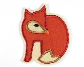Patch Fox Cita 10,5 x 8,5cm