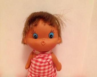 70's Vintage Doll