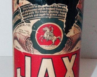 Vintage JAX BEER Collectable