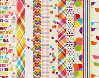 Party Stash Patterns