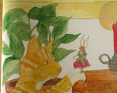 Fern and the fairy note c...