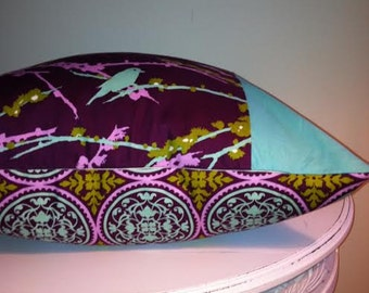 Decorative Pillow Cover, Home Decor, Joel Dewberry Designer, Aviary Collection