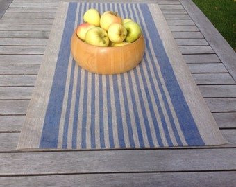 linen table runner / linen tablecloth / linen runner / rustic linen runner