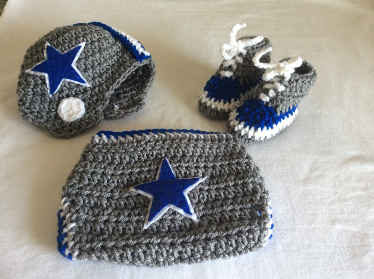 Free crochet football hat and diaper cover pattern manet for free shipping baby crochet football helmet diaper by raqsart bankloansurffo Choice Image