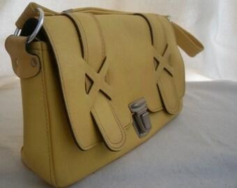 Mellow Yellow handbag.