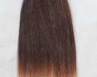 "18"" 100grs,100s,Stick (I) Tip 100% OMBRE Human Hair Extensions #T2/60"