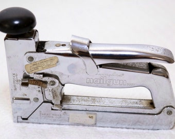 Vintage Swingline Nail Gun
