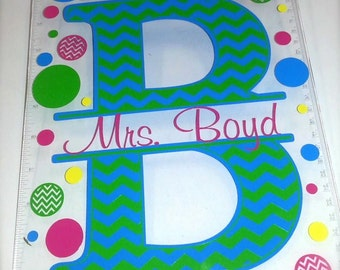 Personalized Clipboard-great for teachers!