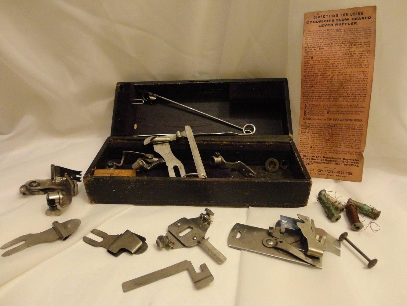 singer sewing machine parts accessories