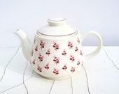 Vintage 'Springtime' Sadler England Teapot
