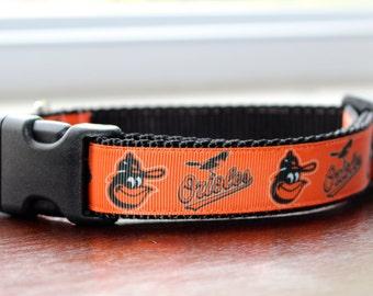 Oriole's Dog Collar