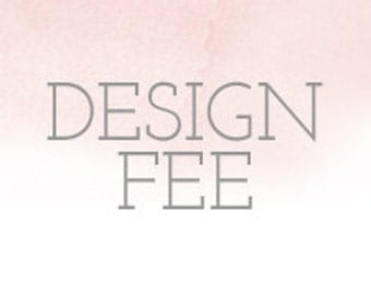 Wine Label Design Fee