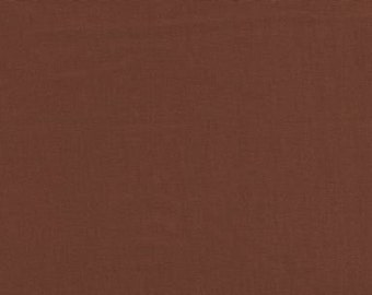 "45"" Copper Broadcloth Fabric - 20 Yard Bolt"