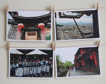 Asia Photography, Yunnan, Lijiang, UNESCO Heritage site, Fine Art, Home Decor