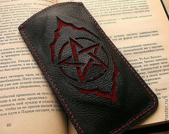 Cell Phone case / iphone 5 case / Gothic phone case / Halloween