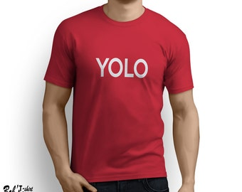 YOLO Men's T-shirt You only live once