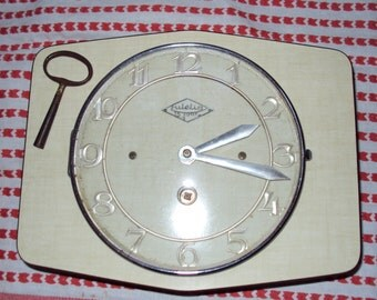 Rare clock dating from 60-70.