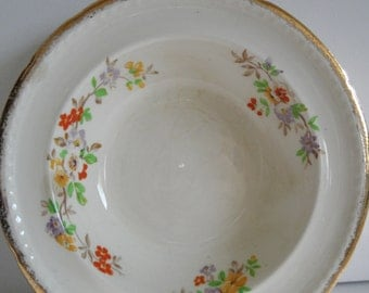 Swinnertons set of 4 dishes with floral design