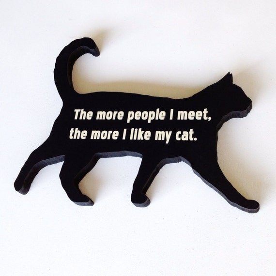 Crazy Cats Cat Quotes Mark Twain Quotes: Unavailable Listing On Etsy