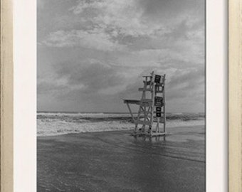 Fire Island Lifeguard Stand