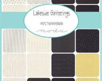 Lakeside Gatherings by Primitive Gatherings - Layer Cake