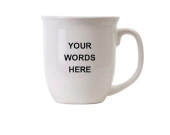Personalized coffee mug, custom coffee mug, coffee cup, funny coffee mug, custom mug, personalized gifts, gifts for her, gifts for him