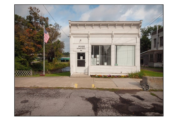 September 2, 2014 - Pike Town Hall, Main Street, Pike, NY