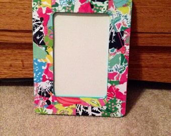 Lilly Picture Frame