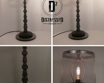 Pipe Fitting Lamp