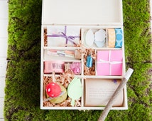 Fairy Letter Writing and Kraft Stationery Kit