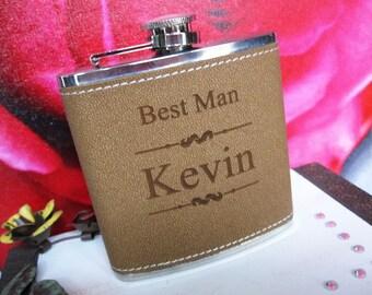 groomsmen gift, groomsman gift, groomsman flask