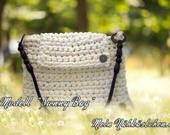 Crochet Guide Bag from Zpaghettigarn