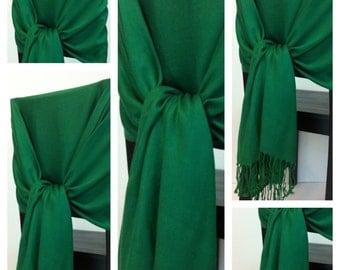 5 pashmina , pashmina scarf, pashmina shawls, wedding shawls, pashmina wrap, bridesmaid shawls, wedding favors, chair covers