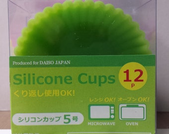 Small Silicone Cups