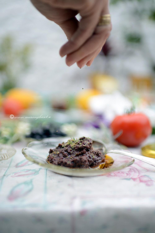 Handmade Olive Paste From Kalamata Olives Artisan Olive