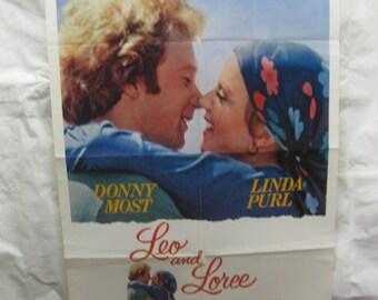 Leo And Loree1980 Movie Poster mp052