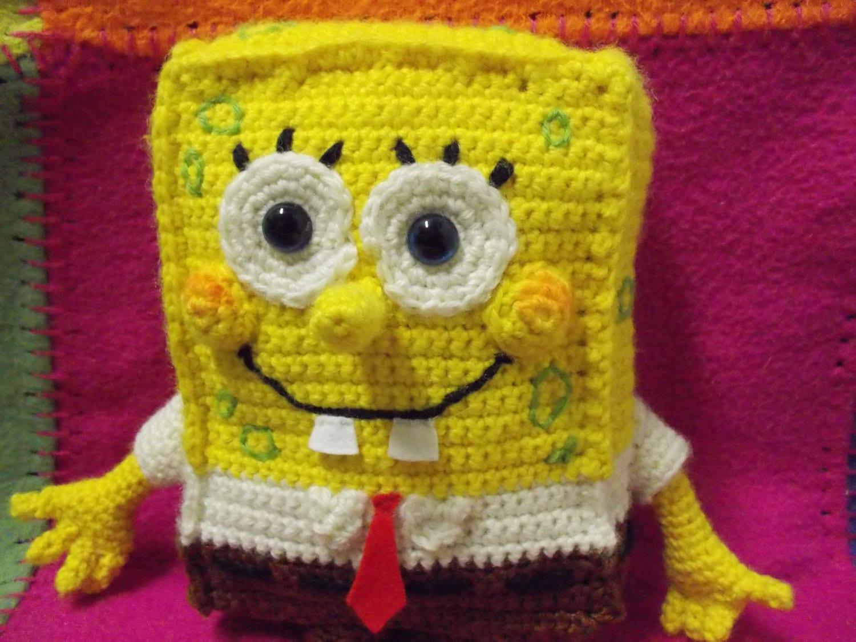 Fancy Spongebob Crochet Pattern Free Motif - Easy Scarf Knitting ...