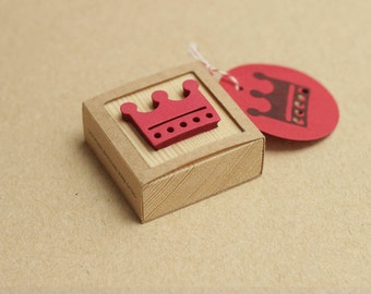 Stamps to decorate gifts