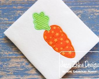 Carrot Applique