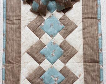 Elegant Flower quilt BJD MSD 1/4