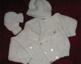 Bambino - Hand Knit Pattern