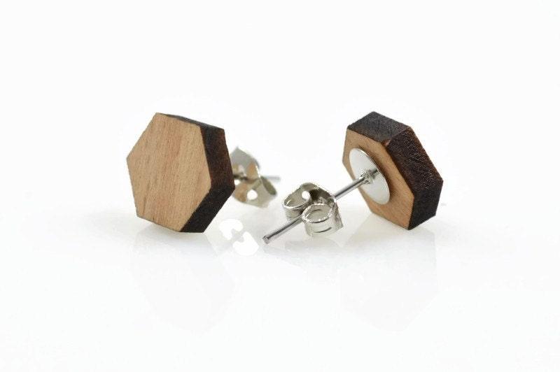 d coupe de bois t te hexagonale hexagone laser coupe. Black Bedroom Furniture Sets. Home Design Ideas