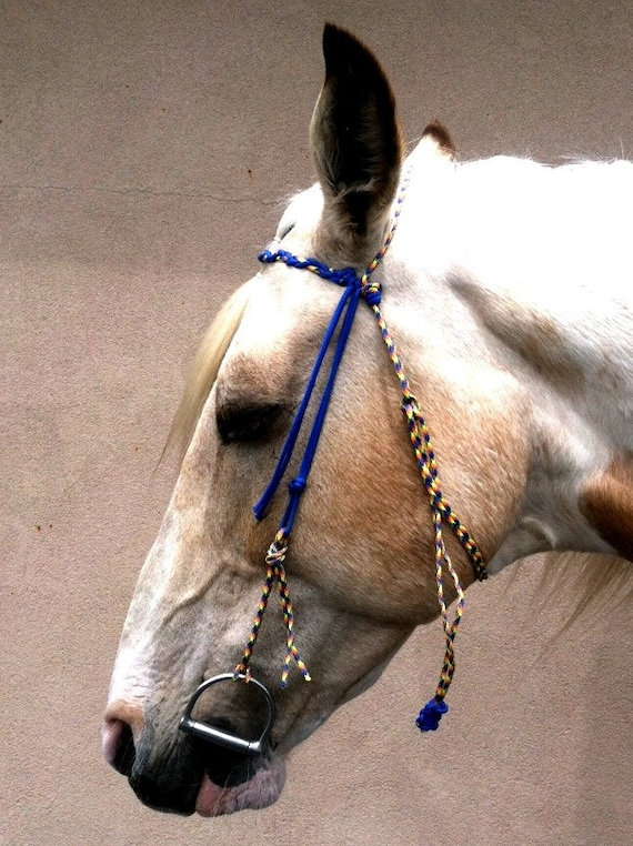 Items similar to paracord horse trense bit hanger for Paracord horse bridle