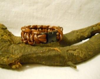Paracord Bracelet, 550 Paracord. Survival Bracelet, Paracord, Handmade, Outdoor, Bracelet, Camo Bracelet, Handmade, Jewelry, Gift, Paracord