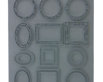 Texture Stamp - Frames By Lisa Pavelka  (PN4706)